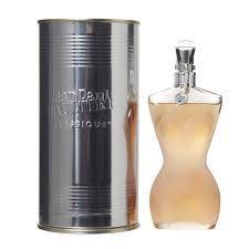 Jean Paul Gaultier parfum 'Classique'....een echte klassieker en staat standaard op mijn make-up tafel!