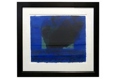 Howard Hodgkin Hand-Colored Litho I on OneKingsLane.com