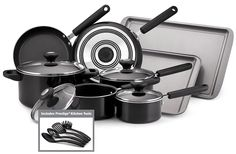 Farberware 14-pc. Cooks View Cookware Set -- Be sure to check out this awesome product.