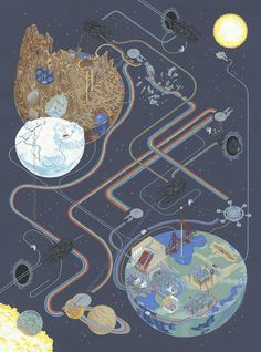 Movie Maps — Andrew DeGraff