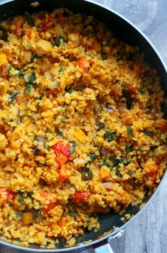 I don't know what to call this dish, really. It's not vegan paella or a risotto, it's just a bulgur, red lentils and butternut squash dinner recipe from heaven. One thing I know for sure: this is delicious. Like very very delicious. And yes, I made another recipe with almost the same ingredients I used in the …