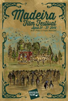 The Madeira Film Festival, April 21-27 2014, is a nonprofit cultural event that takes place annually in April in Funchal, Madeira Island - Portugal