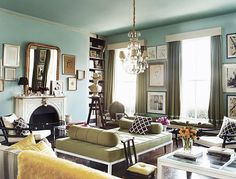 Your Walls Need: The Color Swamp