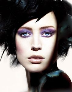 I can create this look, ask me how... #make-up #BeatyForAshes #www.givethembeautyforashes.com