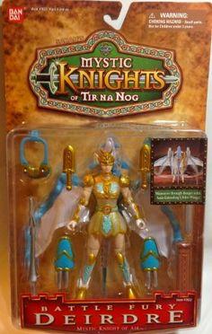Les Chevaliers De Tir Na Nog : chevaliers, Mystic, Knights