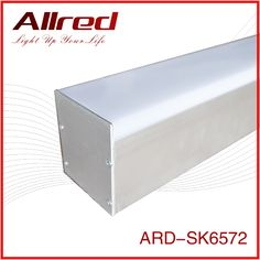 Led linear light fixture 4ft 1.2m 40W Indoor ceiling surface mounted led linear light