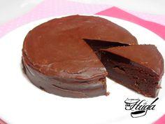 Pastel escocés de chocolate