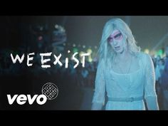 Arcade Fire - We Exist. Truly brave performance.