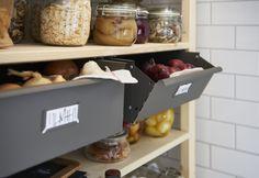 IVAR lade | #IKEAcatalogus #nieuw #2017 #IKEA #IKEAnl #lades #voorraad #eten #koken #diner #opbergen #duurzaam