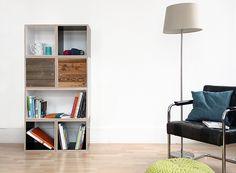 Würfelregal Bookcase, Shelves, Design, Home Decor, New Furniture, History, Shelving, Decoration Home, Room Decor