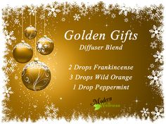 Young Living Essential Oils Diffuser Diffusing Blend Recipe Winter Christmas Holiday Xmas www.youngliving.org/ambermoore