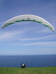 Paragliding in South Coast Sydney on precious summer days