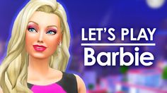 Let's Play The Sims 4 Barbie | WOOHOOING THE BUTLER!  | S03E21