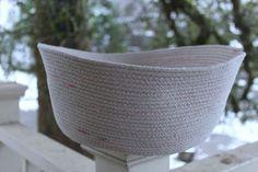 DIY:: Clothesline baskets!