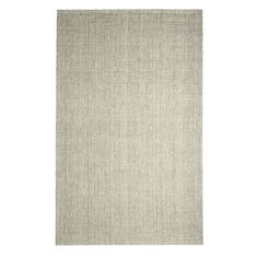 I like the durability of this rug and the natural color, another option for the living room.