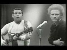Simon and Garfunkel- I am a rock. Possibly one of the greatest songs ever written in my perspective.