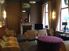 Hotel, Bruges, Belgium