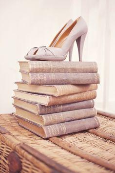 Wedding shoe photo ideas #weddingshoes we ♥ this! moncheribridals.com