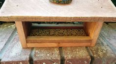 Bird Feeder by FairyCrossingDesigns on Etsy