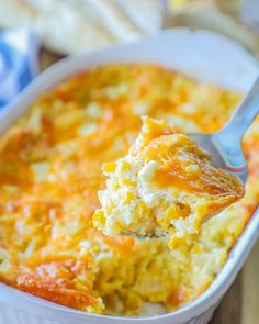 AWARD WINNING Jiffy Corn Casserole - Easy Family Recipes