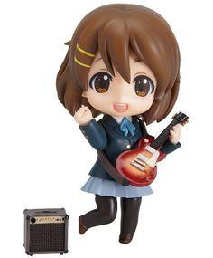 Good Smile Company Nendoroid K-ON! Yui Hirasawa Action Figure | eBay