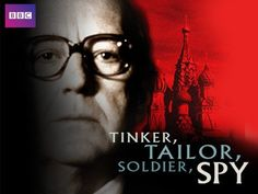 """""""Tinker, Tailor, Soldier, Spy"""" [1979] miniseries starred Alec Guinness, Michael Jayston, Ian Bannen, Bernard Hepton, Ian Richardson, Sian Phillips, Alexander Knox. In the bleak days of the Cold War, espionage veteran George Smiley is forced out of semi-retirement to uncover a Soviet mole within MI6's echelons."""