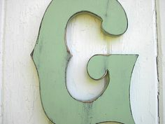 Hey, I found this really awesome Etsy listing at https://www.etsy.com/listing/102091537/wooden-letter-g-initial-wedding-decor