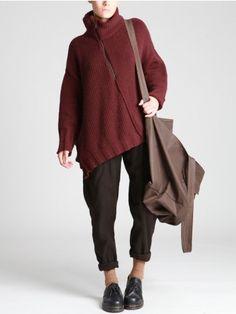 Wool Sweater by LURDES BERGADA