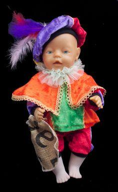 Zwarte Piet, Witte Piet of PoppenPiet ze zijn ons allemaal even lief.