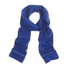 J.Crew - Silk tie scarf