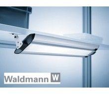 Waldmann TANEO LED Under-Shelf Luminaire 31W CDP Screen, 4000K