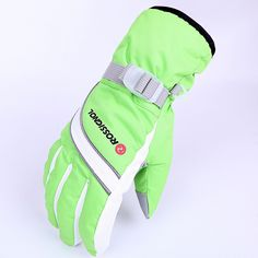 Winter Skiing Gloves Sports Snowboard Ski Gloves Winter Bike Thick Motorcycle Cycling Anti -30 Degree Warm Gloves For Men Women