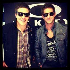 Steve and Dan. LOVE The River Boys. #homeandaway