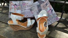 Las #sandalias de cuña #Beston serán tus compañera ideales este verano. #Rebajas #ModaMujer
