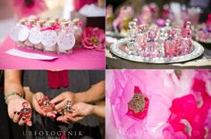 #bridalshower @nysnow #pefumebar #jujucalu #perfume #themedparty #pink #hot pink #tissuepaperdecor #wedding #bachelorette #mrskeiner #craftsbycynabon
