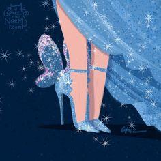 Griz & Norm Lemay Disney Shoes fit for The Blue Fairy Sophia Webster Disney Fan Art, Film Disney, Disney Artwork, Disney Girls, Disney Love, Disney Magic, Disney Dream, Disney Style, Disney Princess Shoes