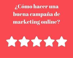 Sigue estos pasos para hacer tu campaña de #marketingOnline #Marketing http://blgs.co/9-8Ee4