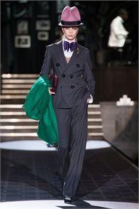 Sfilata DSquared2 Milano - Collezioni Autunno Inverno 2013-14 - Vogue