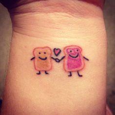 best friend tattoo