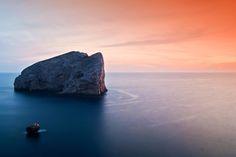 Foradada Island, Alghero, Sardinia - Italy