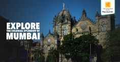 South Mumbai is dotted with splendid colonial structure. Visit the architectural marvels that stand steadfastly in all their magnificence amidst the city's bustling pulse. #SoBO #ColonialMumbai #Architecture
