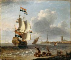 A. Castro, Lorenzo - A Dutch East-Indiama