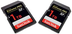 Higher resolution is making for larger video and images, but luckily, flash memory capacity seems to be keeping pace. A new SDXC card from SanDisk unveiled..