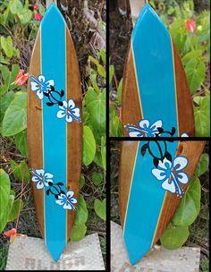Beautiful Made in Hawaii Artistic Surfboards, Decorative Surfboards, Surfboard Shelves, Surfboard Tables