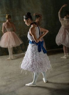 Misty Copeland is more than one of the greatest ballet dancers in the world, now she's quite literally a work of art.