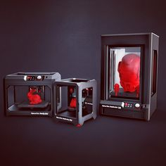 The #MakerBot #Replicator - #5thGen #3DPrinting #Makers #3D #3DPrinter