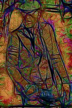 ArtRage 4, Photomanipulation with Redfield, Flaming Pear, Alien Skin & KPT Filters, 10.2013