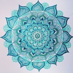 by sira.mercan.design. mandala