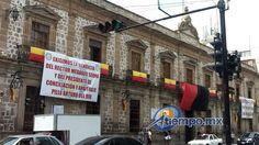 El Poder Judicial de la Federación declara procedente el estallamiento de huelga del Sindicato de Empleados sin paralizar la prestación del servicio público que brinda la Universidad Michoacana; SUEUM argumenta ...