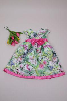 Mädchen Kleid Blumenmädchen Hochzeit Abendkleid NEU